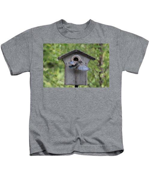 Leaving Home Kids T-Shirt