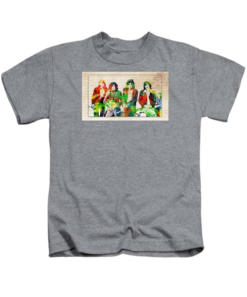 Led Zeppelin Kids T-Shirt