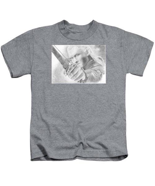 Legolas Greenleaf Kids T-Shirt