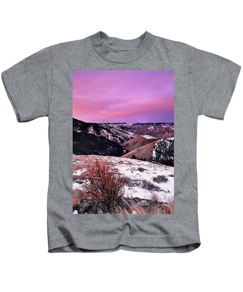 Lemhi Pass Kids T-Shirt