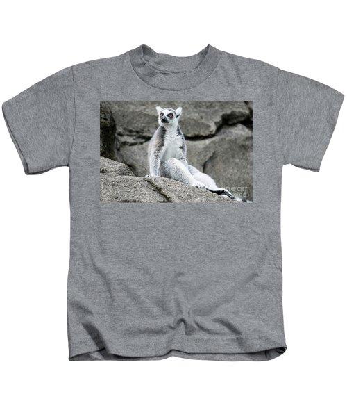 Lemur The Cutie Kids T-Shirt