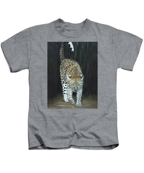 Leopard Kids T-Shirt