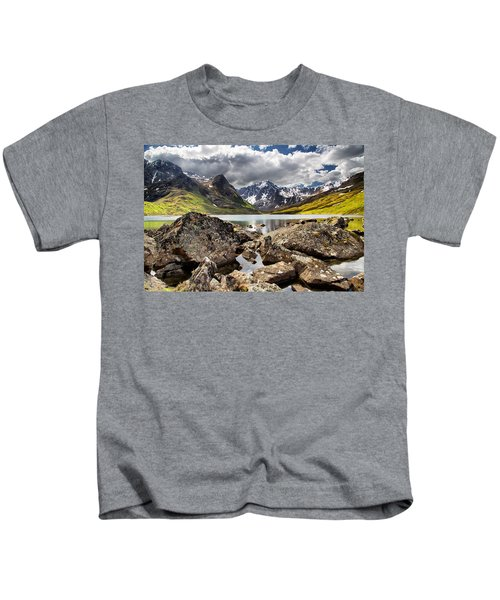 Lichen View Kids T-Shirt