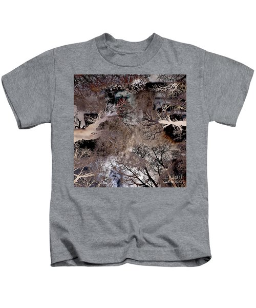 Life In A Bush Of Ghosts Kids T-Shirt