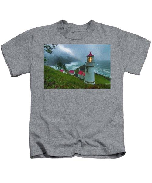 Lifting Fog Kids T-Shirt