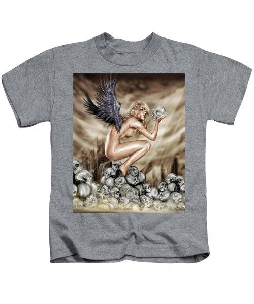 Lifting The Veil Kids T-Shirt