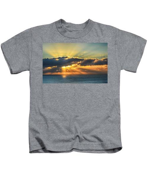 Light Explosion Kids T-Shirt