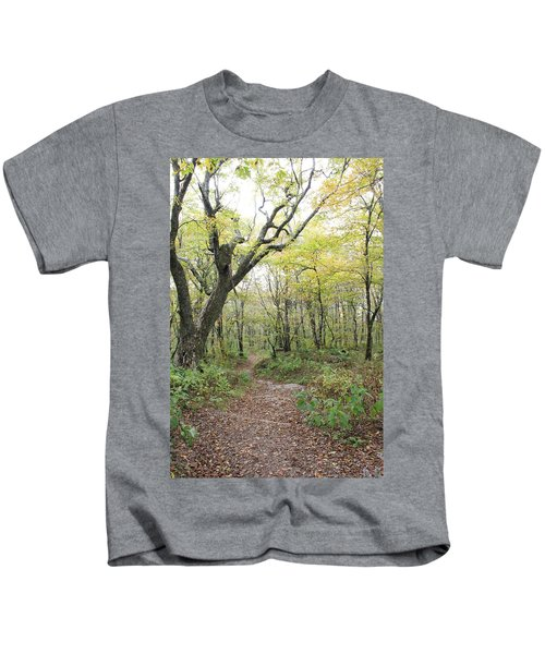 Light On Path Kids T-Shirt