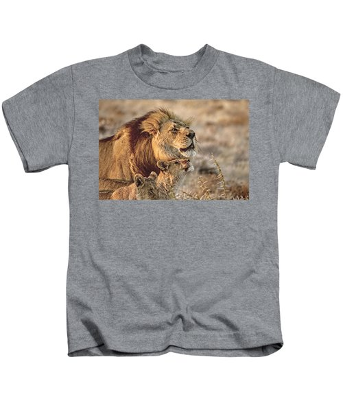 Like Father Like Son Kids T-Shirt