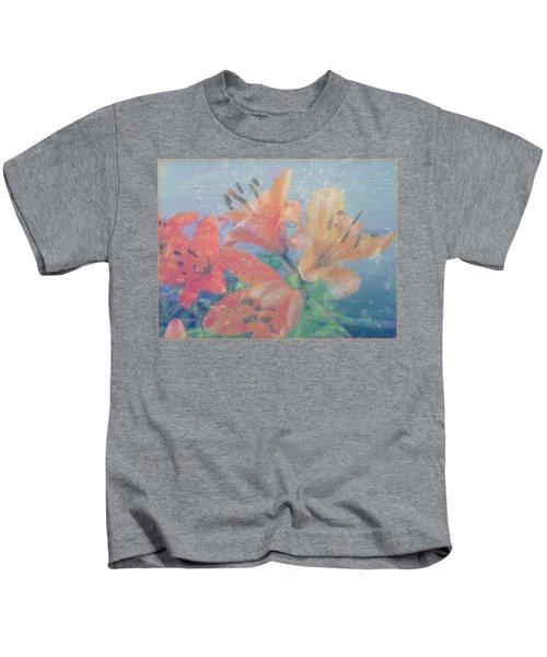 Lilies #1 Kids T-Shirt