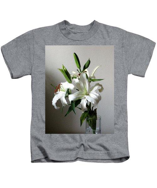 Lily Flower Kids T-Shirt