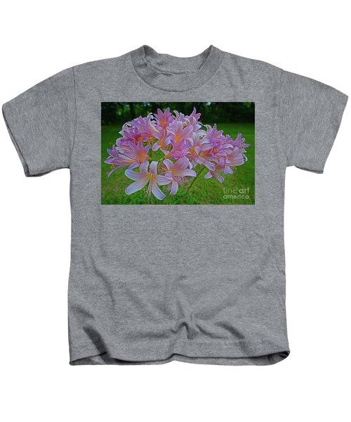 Lily Lavender Kids T-Shirt