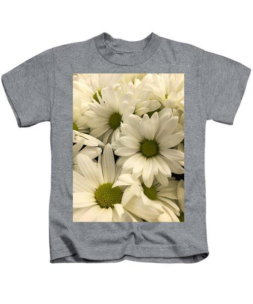 Lime Center Kids T-Shirt