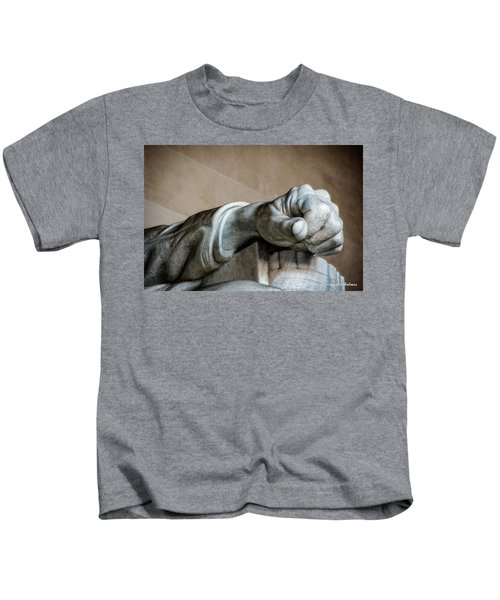Lincoln's Left Hand Kids T-Shirt