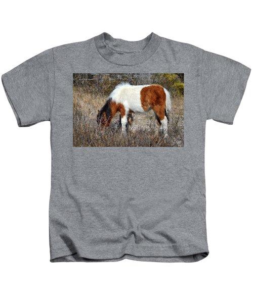 Linda Rae's Autumn Glory N2bhs-ap Kids T-Shirt