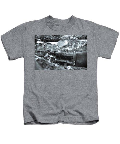Line Them Up Kids T-Shirt