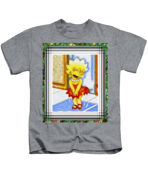 Lisa Does The Monroe Kids T-Shirt