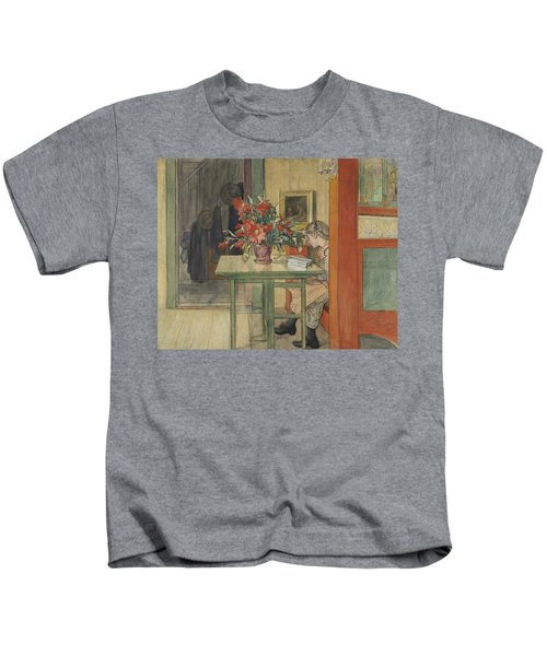 Lisbeth Reading Kids T-Shirt