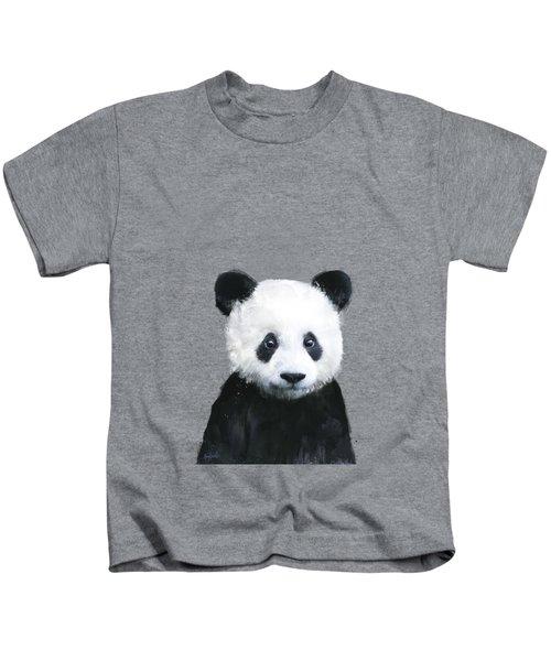 Little Panda Kids T-Shirt