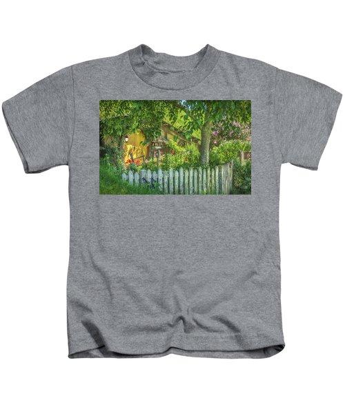 Little Picket Fence Kids T-Shirt