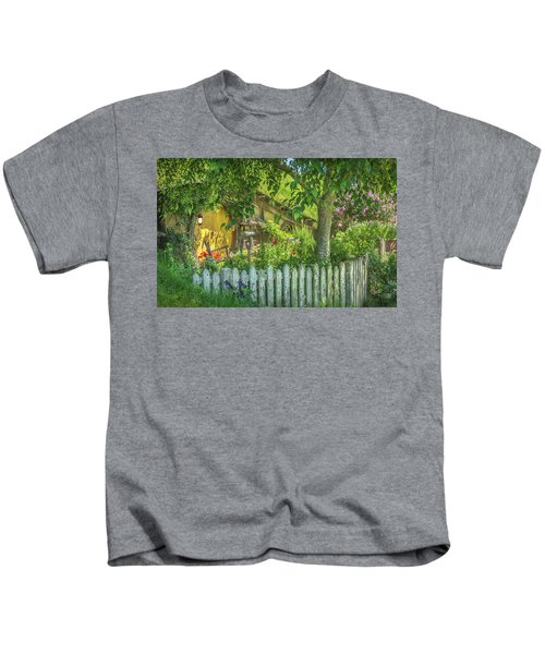 Little Picket Fence Kids T-Shirt