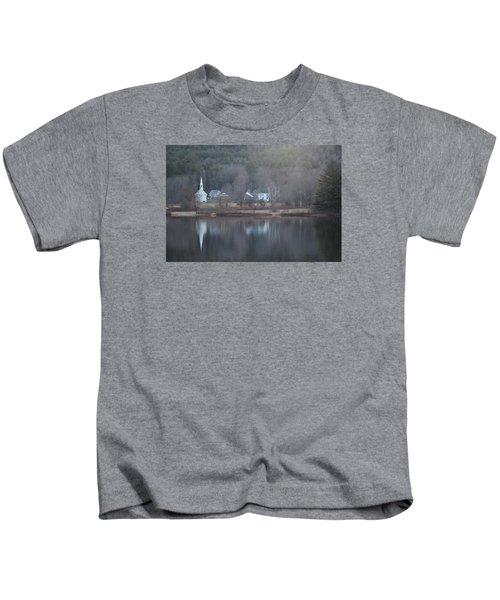 Little White Church Nh Kids T-Shirt