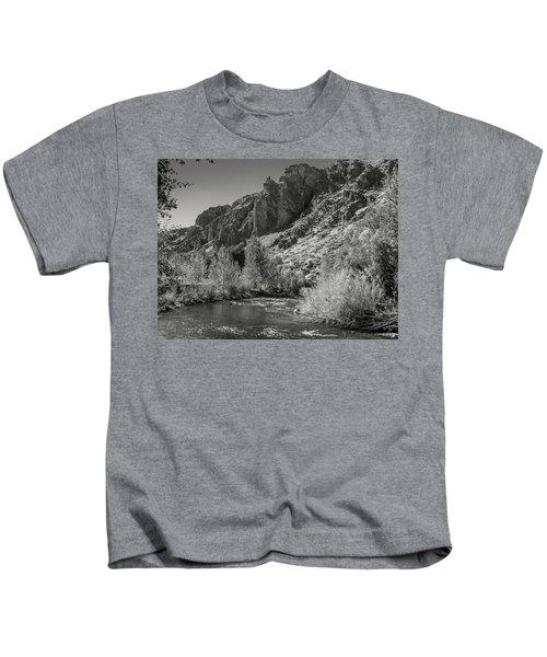 Little Wood River 2 Kids T-Shirt