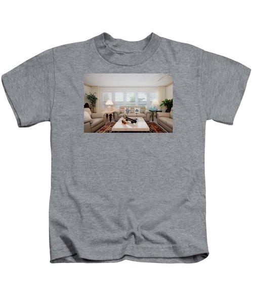 Living Room Kids T-Shirt