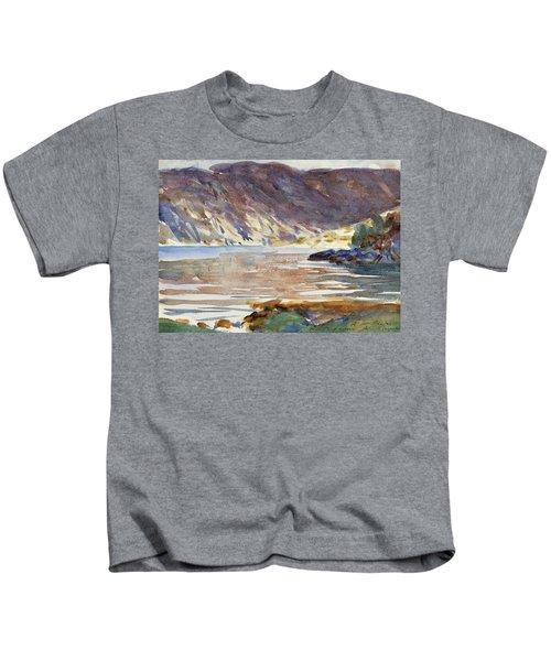 Loch Moidart Kids T-Shirt
