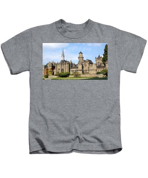 Loewenburg - Lionscastle Near Kassel, Germany Kids T-Shirt