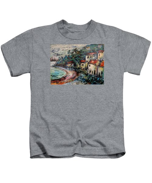 Lonely Bay Kids T-Shirt