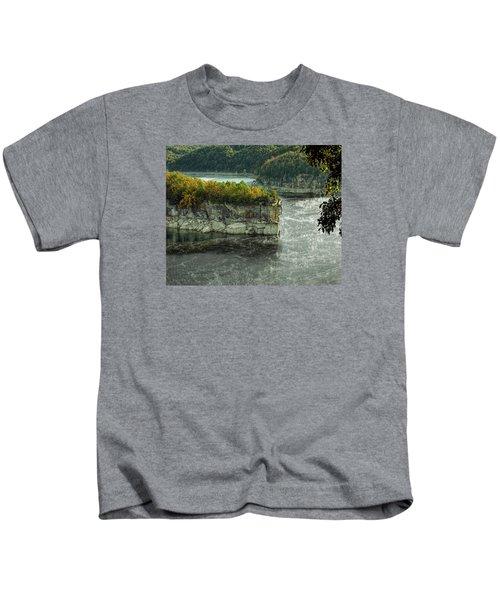 Long Point Clff Kids T-Shirt