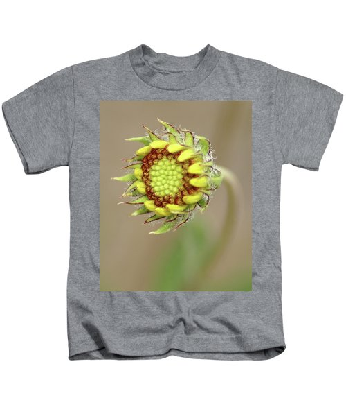 Long Stemmed Beauty Kids T-Shirt