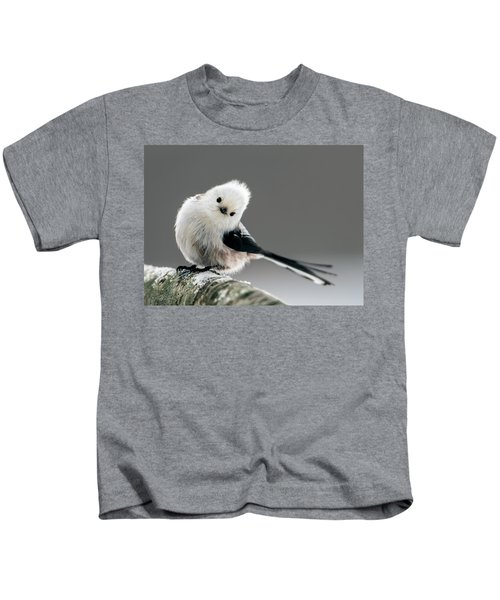 Charming Long-tailed Look Kids T-Shirt