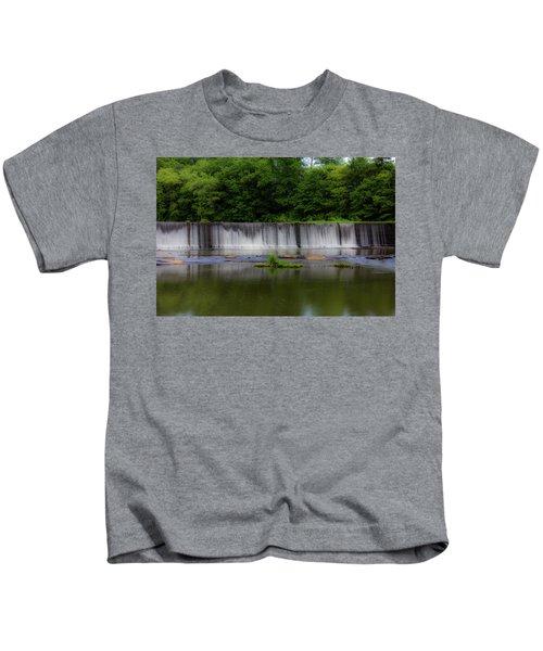 Long Waterfall Kids T-Shirt