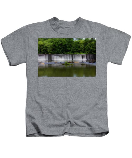 Long Waterfall Kids T-Shirt