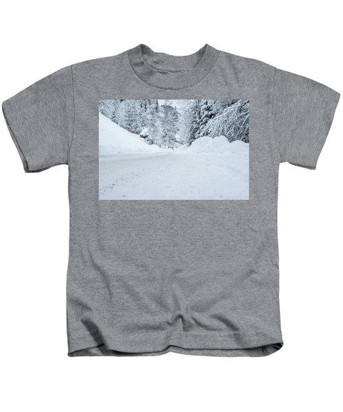 Lonly Road- Kids T-Shirt