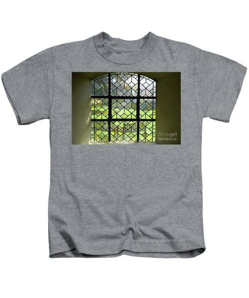 Looked Through The Window Kids T-Shirt