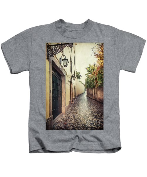 Looking For Yesterday Kids T-Shirt