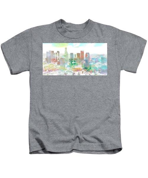 Los Angeles, California, United States Kids T-Shirt