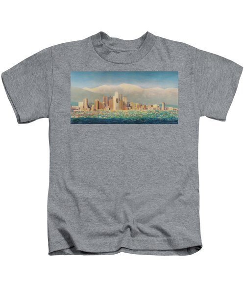 Los Angeles Sunset Kids T-Shirt