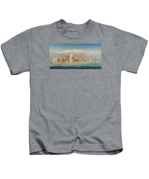 Los Angeles Sunset Kids T-Shirt