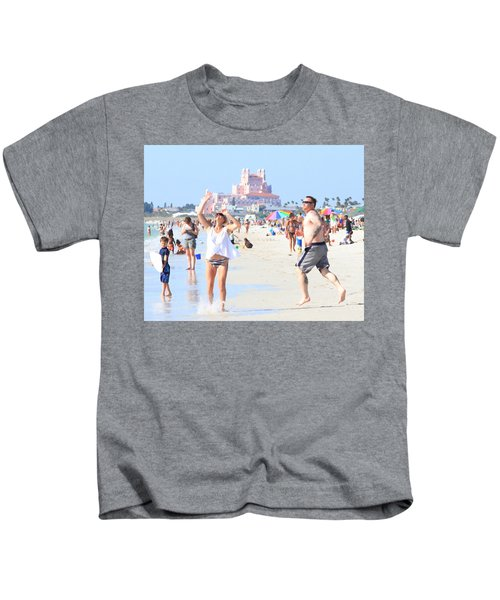 Lost In The Sun Kids T-Shirt
