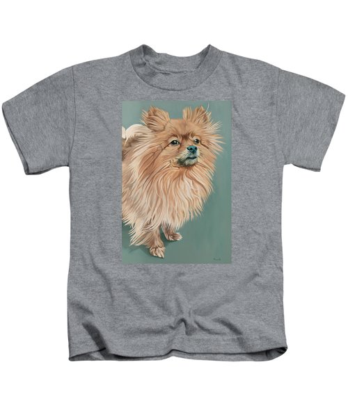 Louie The Majestic Kids T-Shirt