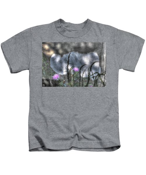 Love And Death Kids T-Shirt