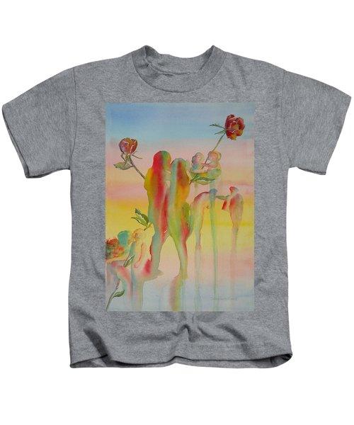 Love Is Eternal Kids T-Shirt