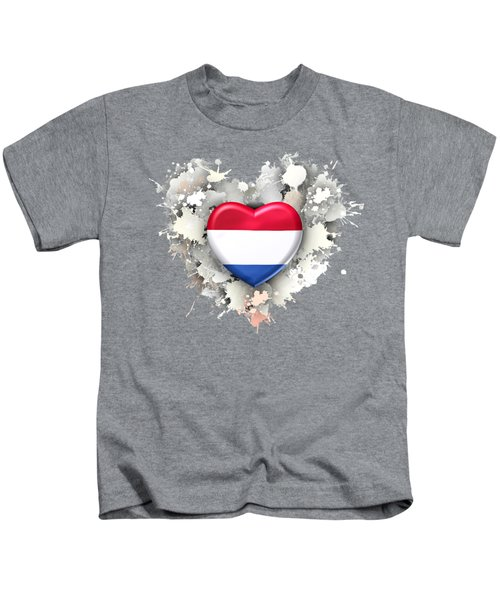 Love Netherland.1 Kids T-Shirt