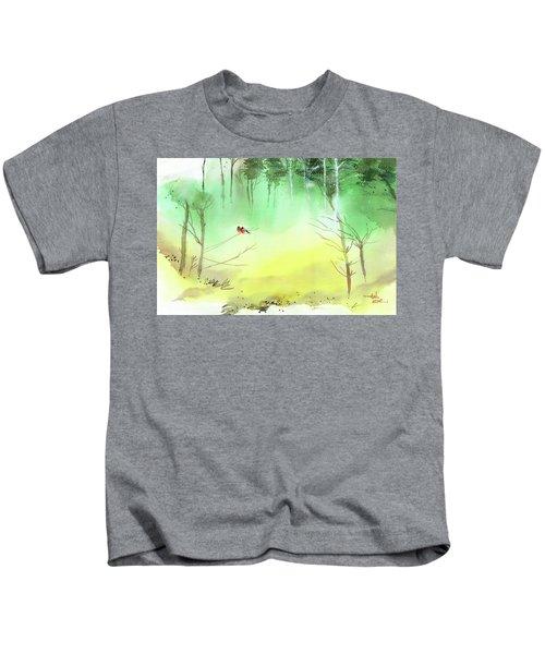 Lovebirds 3 Kids T-Shirt