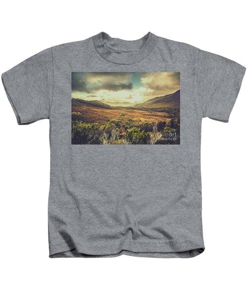 Low Dynamic Range Kids T-Shirt