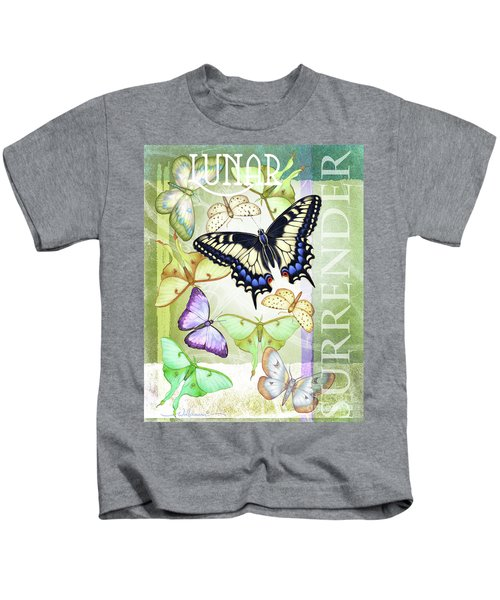 Lunar Surrender Kids T-Shirt